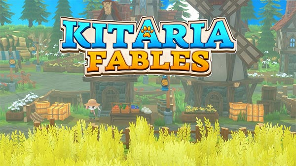 Delightfully cute action adventure RPG 'Kitaria Fables' is now available to pre-order; Save 20% for a limited time