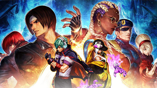 THE KING OF FIGHTERS XV Launches February 16, 2022 on Xbox Series X|S, PS5, PS4, and PC