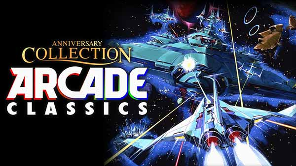 Konami Arcade Classics Anniversary Collection is now available on Xbox One, PS4, Switch and Steam