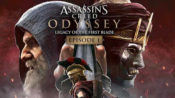 Assassin's Creed Odyssey DLC 'Legacy Of The First Blade' Episode 1 Available Now