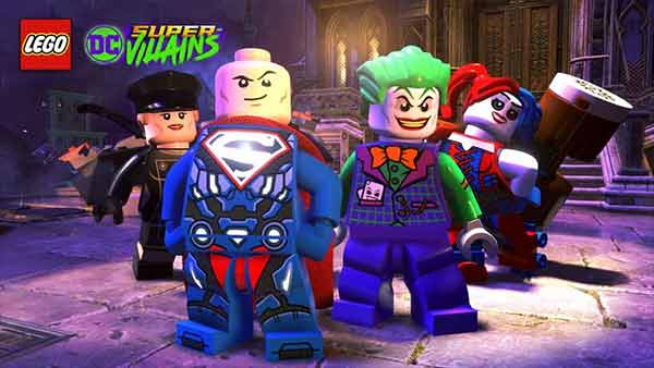 LEGO DC Super Villains is Out Now on Xbox One, PS4, Nintendo Switch and PC