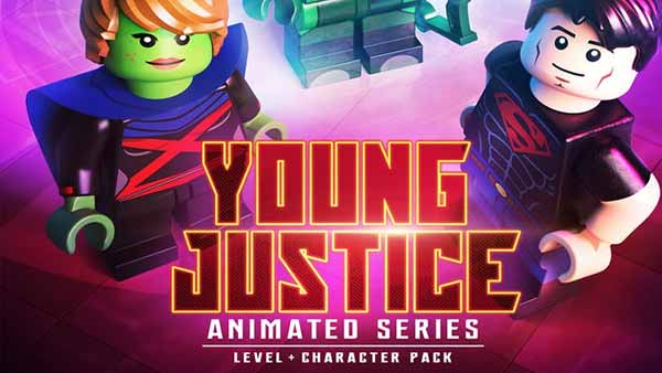 LEGO DC Super-Villains: Young Justice DLC Level and Character Pack Is Out Now!