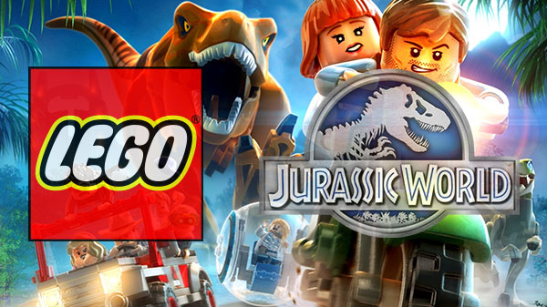 LEGO Jurassic World is Available for Digital Pre-order and Pre-download Now on Xbox One
