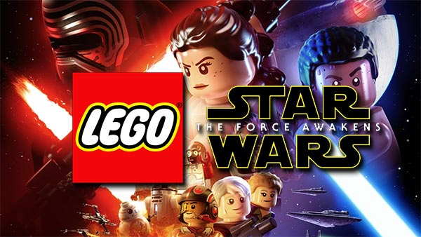 LEGO Star Wars: The Force Awakens Game