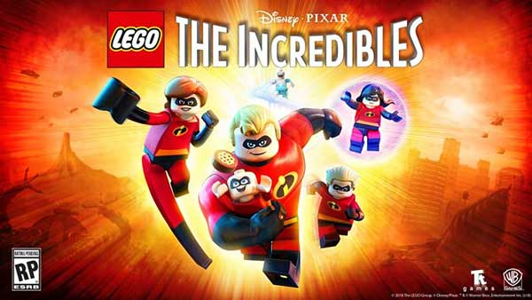 LEGO The Incredibles Now Available For Digital Pre-order On Xbox One