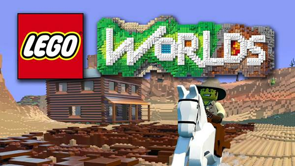 LEGO Worlds Pre-Order Now Available For Xbox One and PS4
