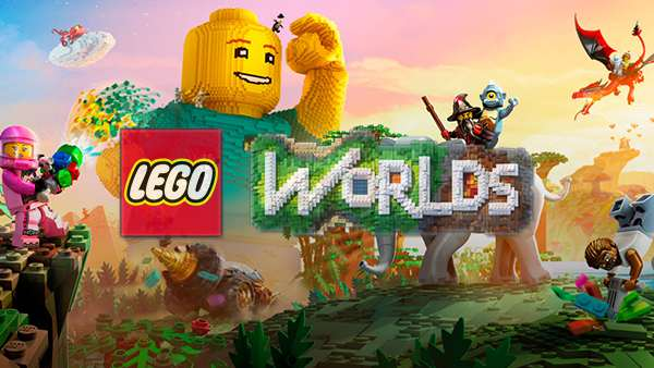 'LEGO Worlds' Out Now on Xbox One, PlayStation 4 & Windows 10 PC