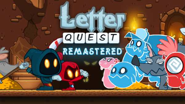 Letter Quest Remastered for Xbox One