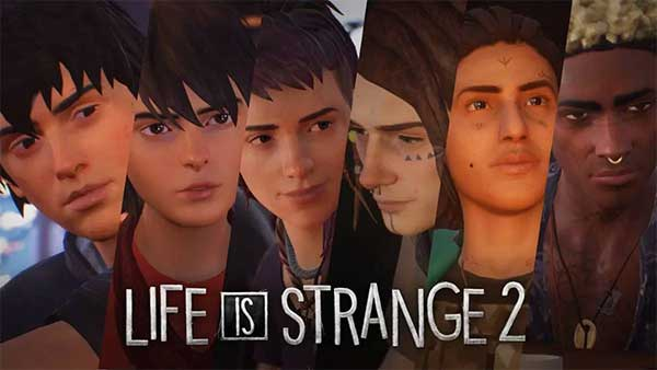Life is Strange 2 demo for Xbox One, PS4, PC