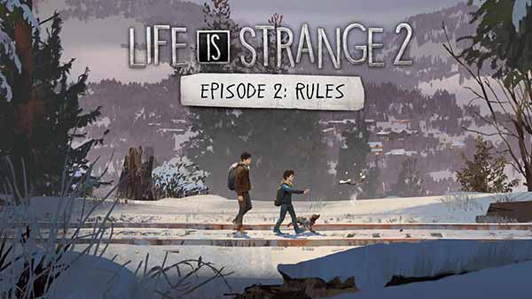 Life Is Strange 2: Episode 2 Xbox Game Pass