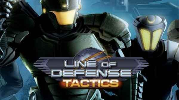 Line of Defense Tactics for Xbox One