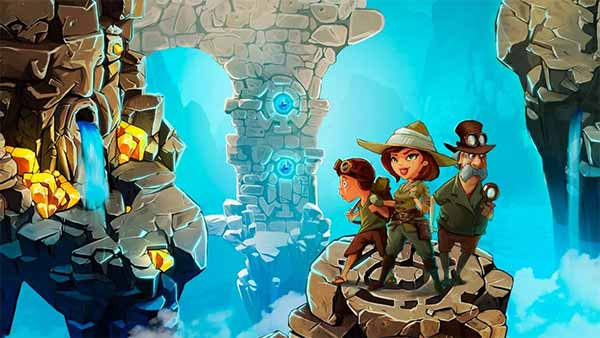 Lost Artifacts: Golden Island is now available for digital download on Xbox One
