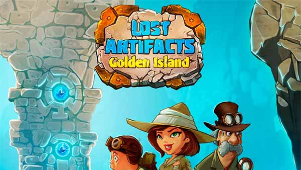 Lost Artifacts Golden Island