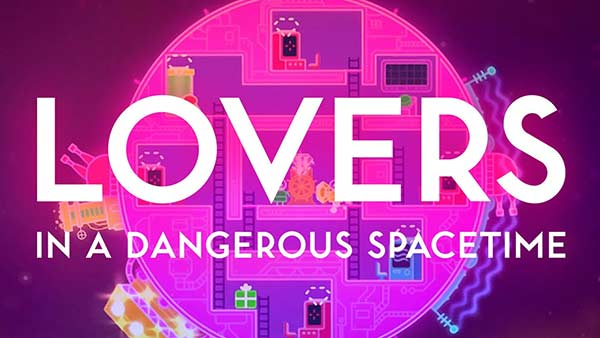 Lovers In A Dangerous Spacetime (Xbox One)