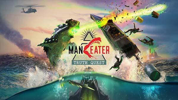 Man Eater Truth Quest DLC