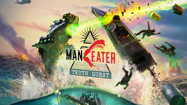 Uncover the Mysteries of the Deep in Maneater: Truth Quest, Out Now on XBOX, PlayStation and PC