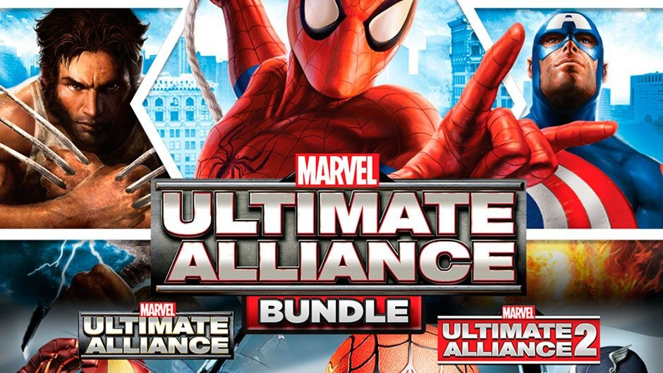 Marvel: Ultimate Alliance 1 & 2 - Out Now For Xbox One