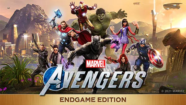 Marvel's Avengers Endgame Edition Out Today on Xbox One and Xbox Series X|S
