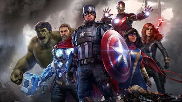 Marvel's Avengers XBOX ONE digital pre-order and pre-load is available now