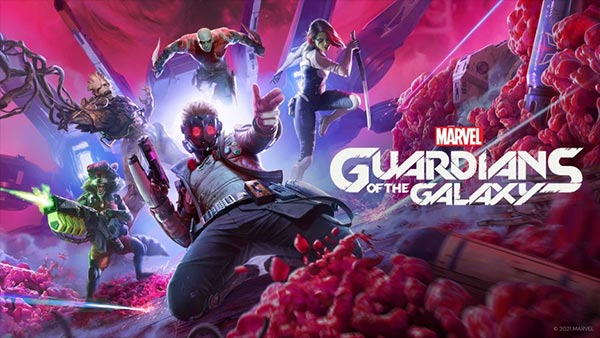 Marvel's Guardians of the Galaxy game coming October 2021 to Xbox, PlayStation and PC