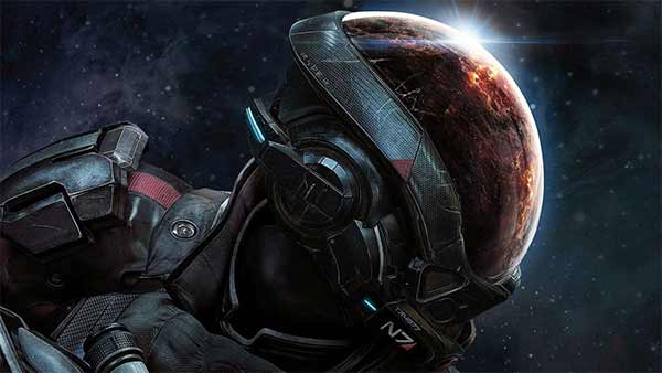 'Mass Effect Andromeda' Gets Xbox One X Enhanced