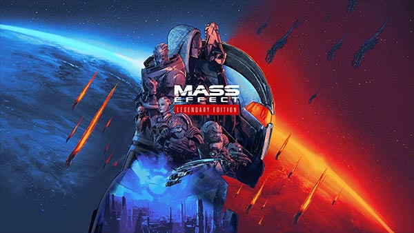 Mass Effect Legendary Edition is now available for XB1, Xbox X|S, PS4, PS5 and PC