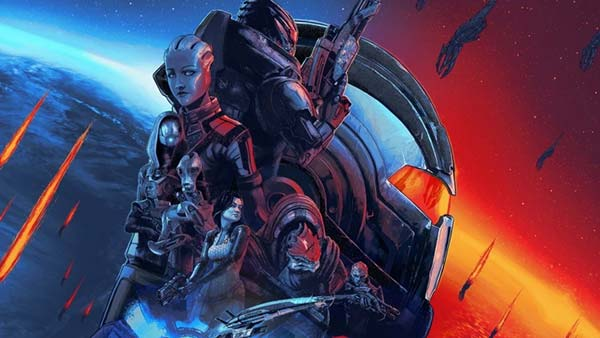 Mass Effect Legendary Edition Launches Next Month; Xbox Digital Pre-order Is Available Now!