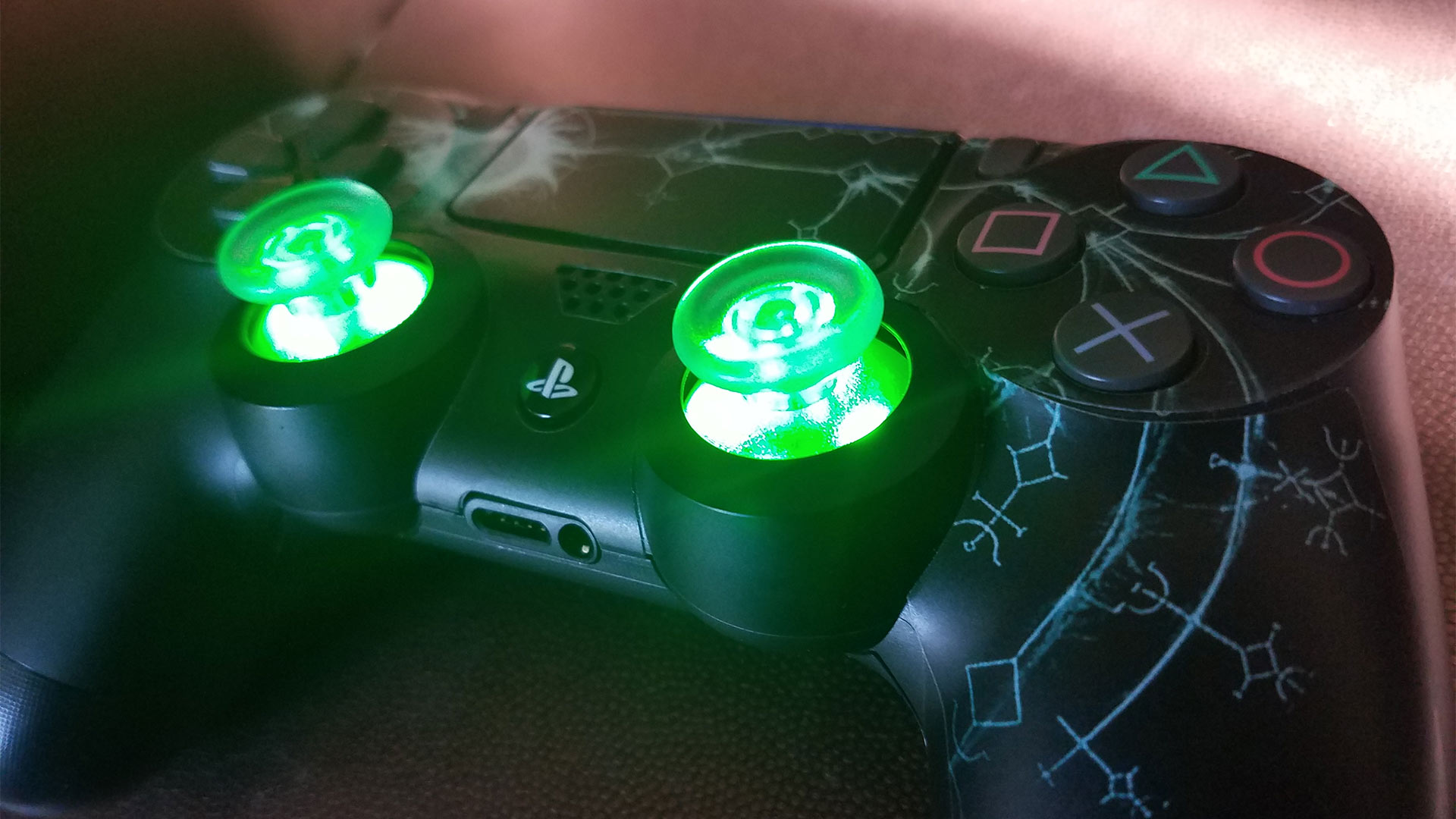 XCM MaxColor Dream Stick V5 Controller Mod Kit For PS4