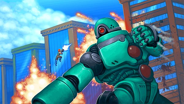 Mechstermination Force Arrives August 25 on Xbox One/X/S; Digital preorders are LIVE!