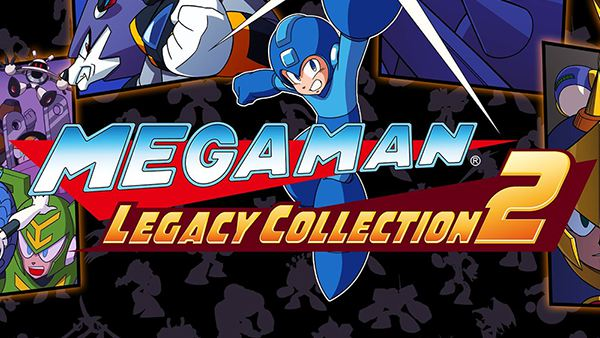 Mega Man Legacy Collection 2 Out Now on Xbox One, PS4 and PC