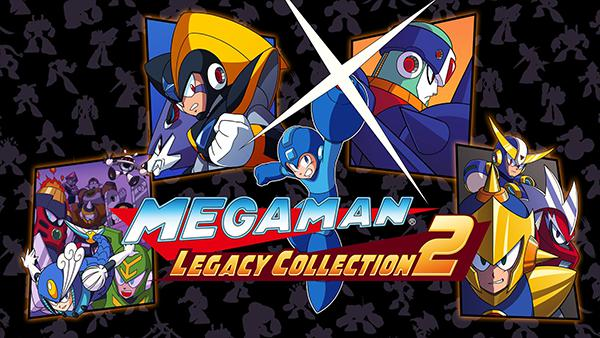 Mega Man Legacy Collection 2 (Xbox One, PS4, PC)