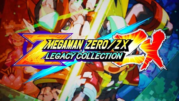 Mega Man Zero/ZX Legacy Collection digital pre-order and pre-download available now for Xbox One