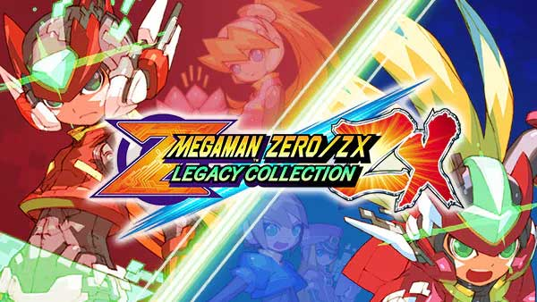 Capcom's Mega Man Zero/ZX Legacy Collection Is Out Now For Xbox One