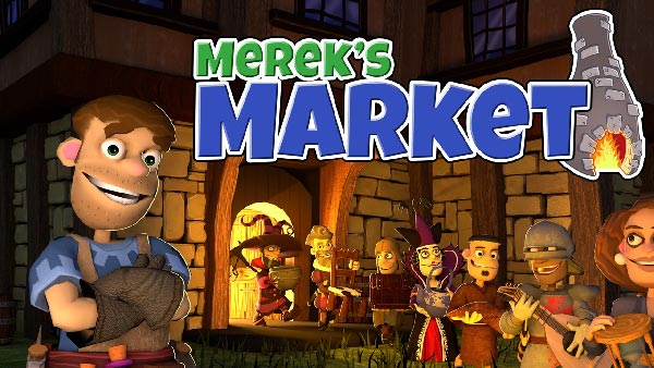 Merek's Market is Now Open for Business on Xbox, PlayStation, Googla Stadia, and PC via Steam!