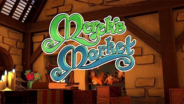 'Merek's Market' coming to Xbox, PlayStation and PC in September