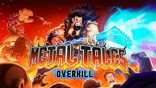 Metal Tales: Overkill Kickstarter Ends Soon