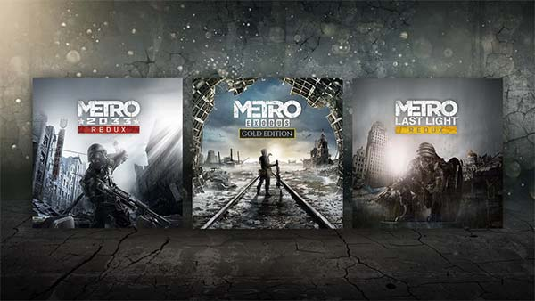 Metro Saga Bundle Is Available Now On Xbox One And Xbox Series X|S