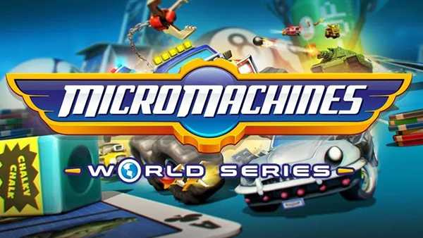 Micro Machines World Series Is Now Available For Digital Pre-order On Xbox One