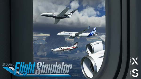 Microsoft Flight Simulator is now available on Xbox Game Pass and Xbox Series X S