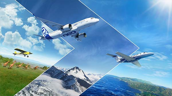 Microsoft Flight Simulator Lands August 18 on Xbox Game Pass for PC - Pre-order Here