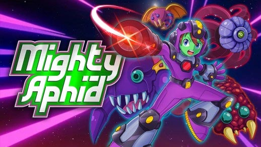 Mighty Aphid out now on Xbox One and PS4!
