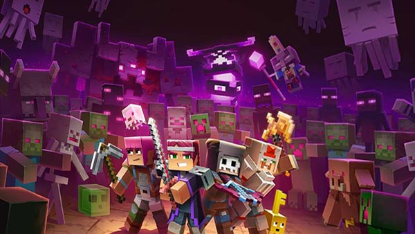 Minecraft Dungeons: Ultimate Edition Drops on Xbox One, Xbox Series X | S & Windows 10