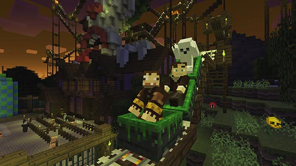 Minecraft Halloween Mashup Pack 2015