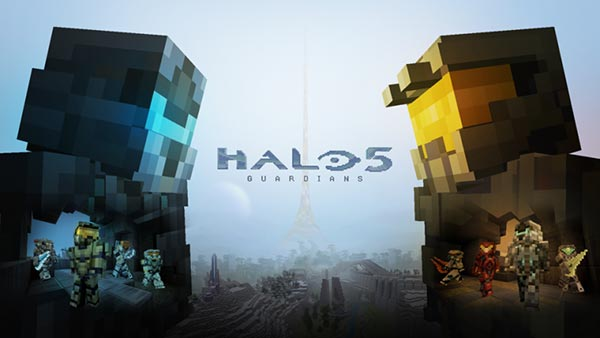 Halo 5: Guardians Coming To Minecraft On Xbox This Week