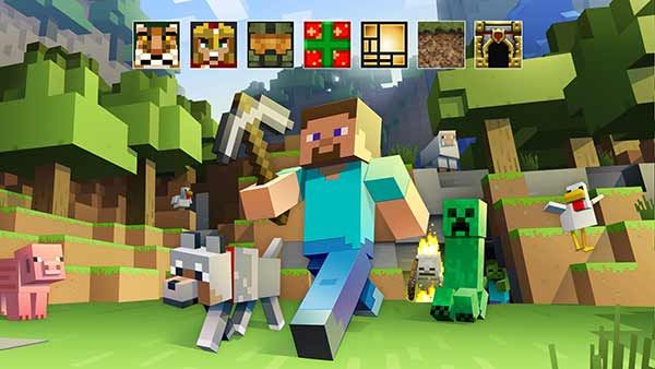 Minecraft: Xbox One Edition Holiday Pack Out Now For Xbox One