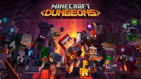 Minecraft Dungeons Announced for Xbox One, PS4, Nintendo Switch and PC; Coming in 2020!