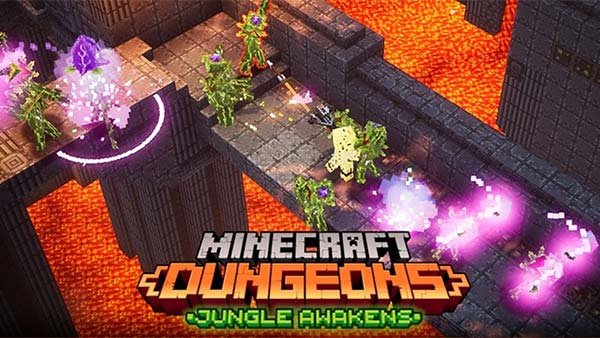 Minecraft Dungeons 'Jungle Awakens' DLC