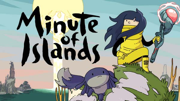'Minute of Islands' comes to Xbox One, PS4, Switch, PC and MAC on March 18th