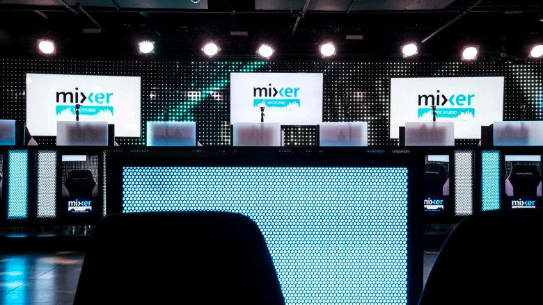 Mixer - NYC Studio