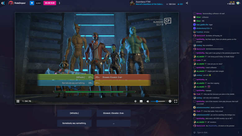 MIXER - Telltale Integration